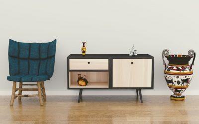 Bien stocker ses meubles